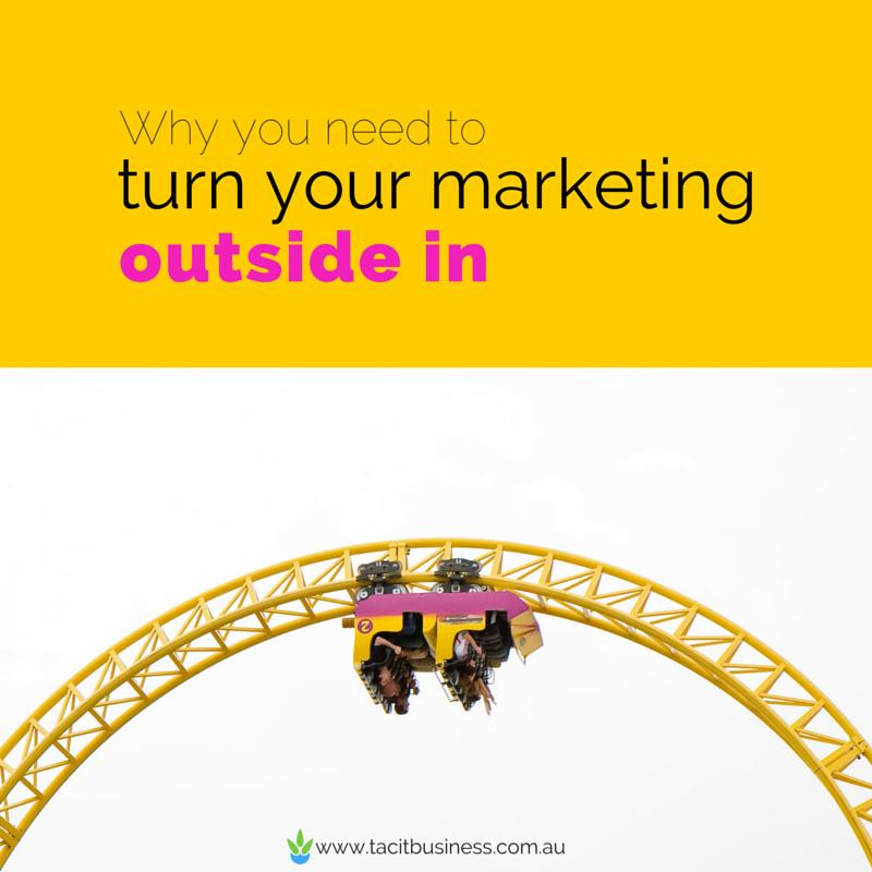 Outside in marketing