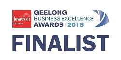 Geelong Business Awards 2016 Finalist